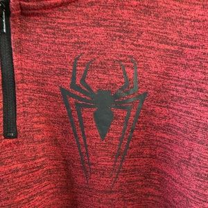 Marvel Shirts - Men's Marvel Spider-Man LS shirt in size XL